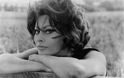 Sophia Loren, la bellezza fa 80!