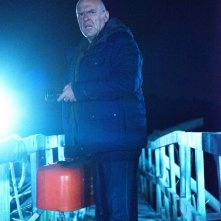 Under the Dome: Dean Norris nell'episodio Black Ice