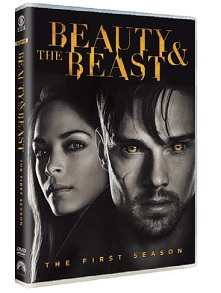 La cover del DVD di Beauty and the Beast - Stagione 1
