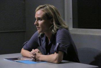 The Bridge: Diane Kruger in un momento dell'episodio Beholder