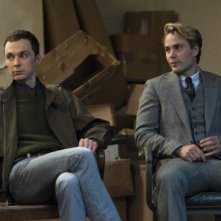 The Normal Heart: Jim Parsons e Taylor Kitsch in una scena