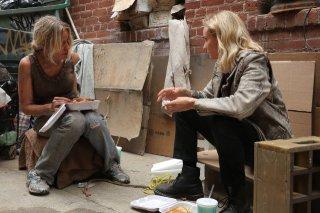 The Bridge: Tamara Clatterbuck con Diane Kruger nell'episodio Beholder