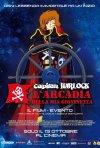 Locandina di Capitan Harlock - L'Arcadia della mia giovinezza