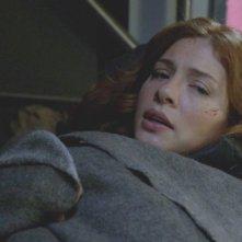 Under the Dome: un'immagine di Rachelle Lefevre nell'episodio Black Ice