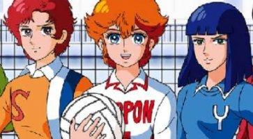 Mila shiro il cartone animato più famoso del volley arriva in dvd