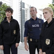 NCIS: Zoe McLellen, Lucas Black ed Emily Wickersham nel doppio episodio Crescent City