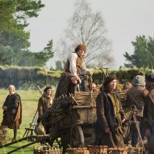 Outlander: Sam Heughan nell'episodio Rent