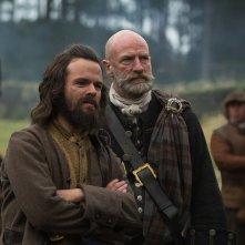 Outlander: Graham McTavish nell'episodio Rent