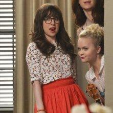 Selfie: Colleen smith, Allyn Rachel e Amanda Jane Cooper nella premiere della serie