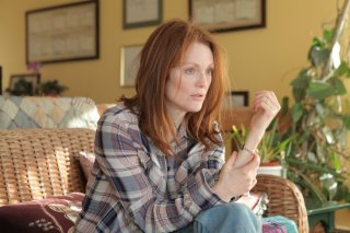 Still Alice: Juliann Moore in una scena