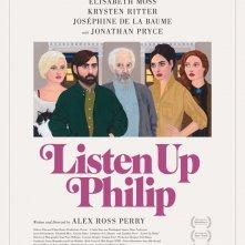 Locandina di Listen Up Philip