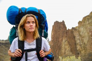 Wild: Reese Witherspoon in una scena del film