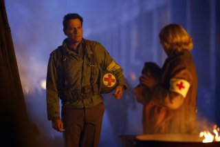 Forever: Ioan Gruffudd nella premiere della serie