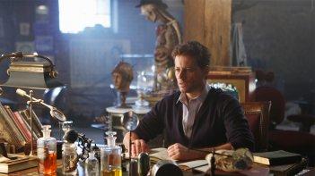 Forever: Ioan Gruffudd in una scena nella premiere della serie