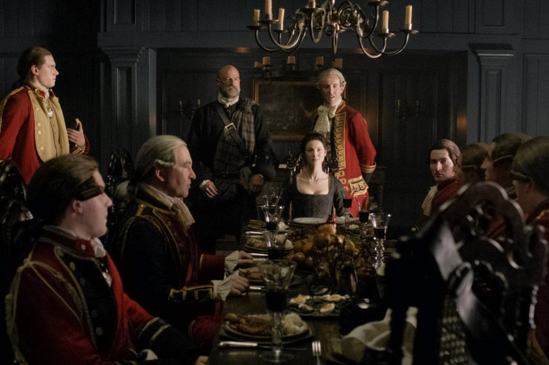 Zap Outlander Season 1 Episode 6 The Garrison 014