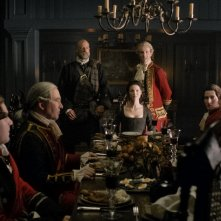Outlander: Caitriona Balfe nell'episodio The Garrison Commander