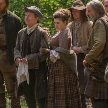 Outlander: una scena dell'episodio The Wedding