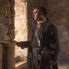 Outlander: Finn Den Hertog nell'episodio The Wedding