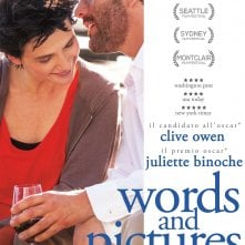 Locandina di Words and Pictures