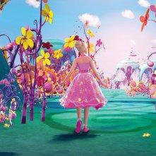 Un'immagine tratta da Barbie e il Regno Segreto