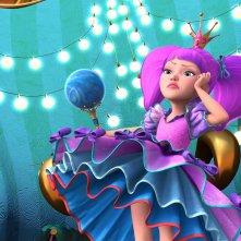 Barbie e il Regno Segreto: Malucia in una scena del film animato