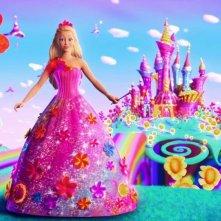 Barbie e il Regno Segreto: Barbie nei panni di Alexa in una scena del film