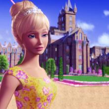 Barbie e il Regno Segreto: Alexa in una scena del film animato