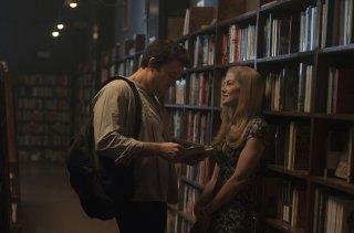 L'amore bugiardo - Gone Girl: Ben Affleck con Rosamund Pike in una scena