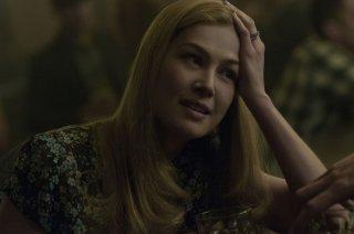 L'amore bugiardo - Gone Girl: Rosamund Pike è Amy in una scena