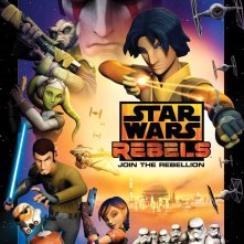 Locandina di Star Wars Rebels