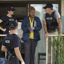 NCIS: New Orleans, una scena dell'episodio Musician Heal Thyself