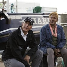 NCIS: New Orleans, Scott Bakula con CCH Pounder nell'episodio Musician Heal Thyself