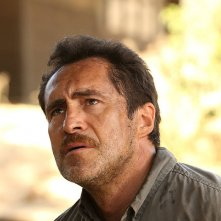 The Bridge: Demian Bichir in un momento dell'episodio Quetzalcoatl