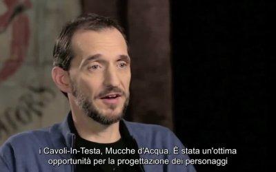 Intervista a Anthony Stacchi - BoxTrolls - Le scatole magiche