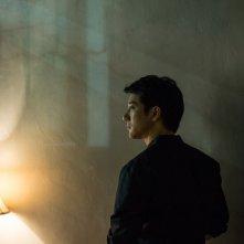 Blackhat: Leehom Wang in una scena del film