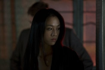 Blackhat: Wei Tang in una scena del film
