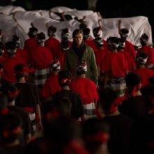 Blackhat: Chris Hemsworth in una scena del film