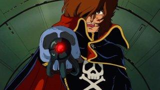 Capitan Harlock - L'Arcadia della mia giovinezza: un'immagine tratta dal film animato