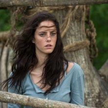 Maze Runner - Il labirinto: Kaya Scodelario in una scena nei panni di Teresa