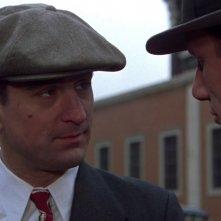 C'era una volta in America: De Niro e James Woods in una scena