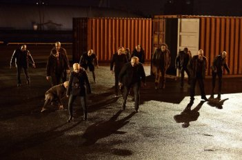 The Strain: un momento dell'episodio Last Rites