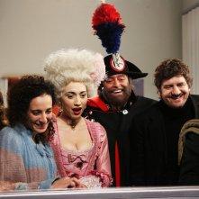 Soap Opera: una scena di gruppo tratta dal film