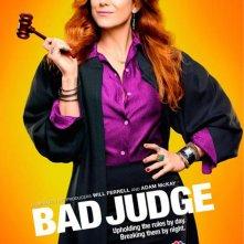 Bad Judge: Kate Walsh nella locandina della serie