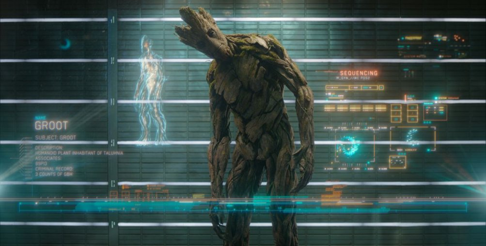 Guardians of the Galaxy: ecco Groot