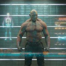 Guardians of the Galaxy: ecco Drax, alias Dave Bautista