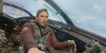 Guardians of the Galaxy: Chris Pratt alla guida di un astronave