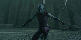 Guardians of the Galaxy: Karen Gillan nei panni di Nebula