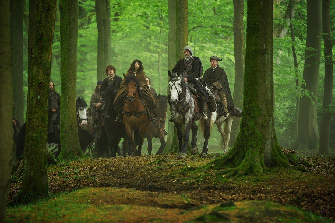 Zap Outlander Season 1 Episode 8 Both Sides No 003
