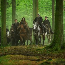 Outlander: una scena dell'episodio Both Sides Now