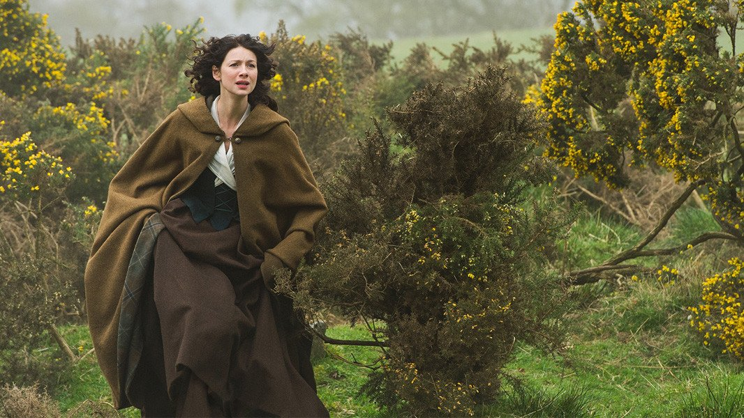 Zap Outlander Season 1 Episode 8 Both Sides No 007